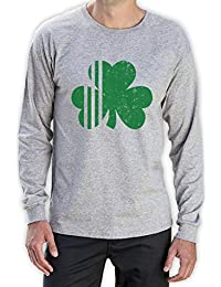 Saint Patrick's Day Irish Shamrock - Ireland's Clover Long Sleeve T-Shirt