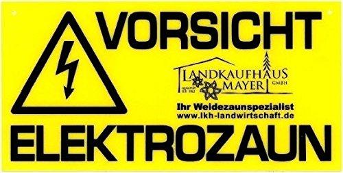 Netz-Set Mayer 25 Mtr. Grün für Hunde und Welpen für Auslauf, Training, Agility und Absicherung (292215+Easyclot+erdung+Zaunkabel+Zaunprüfer+Warnschild) - 5