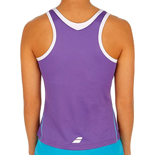 Babolat 41S1418 Tank Match Perf Women Purple Lila