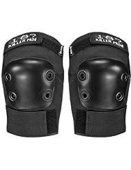 Killer almohadillas de seguridad elbow Pads Pro, negro, L, suelo 11,11.. PRO-04