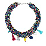 Parfois Collar Corto Candy Beads - Mujeres - Tallas Única - Multicor Brilhante