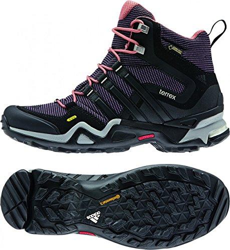 Adidas TERREX FAST X HIGH GTX W SOLRED/BLACK SOLRED/BLACK