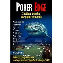 Poker Edge: Stratégies avancées pour gagner en tournois