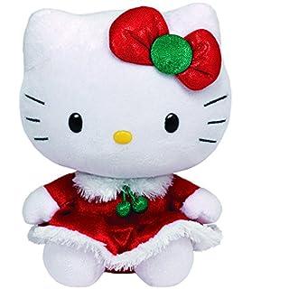 TYTY41014 - Hello KittyPlüschfigur, Weihnachten, 15cm