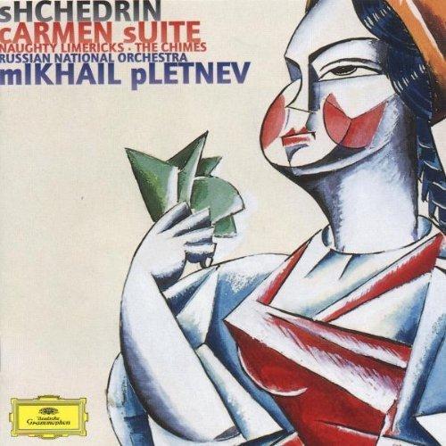 Shchedrin: Carmen Suite, Concerto for Orchestra Nr. 1 und 2