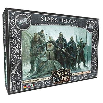 Une Chanson de Glace et de feu Eroi Stark 1
