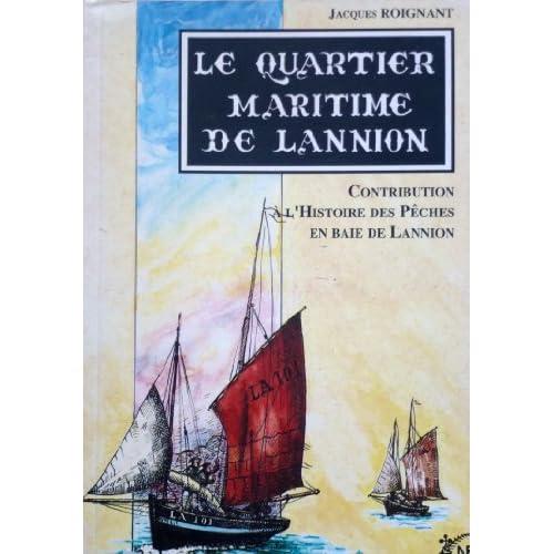 Quartier maritime de lannion
