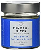 MINDFUL BITES Nut Butter Jar, Hazelnut and Berries, 185 g