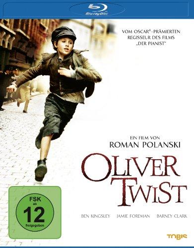 Oliver Twist [Blu-ray] [German Import]