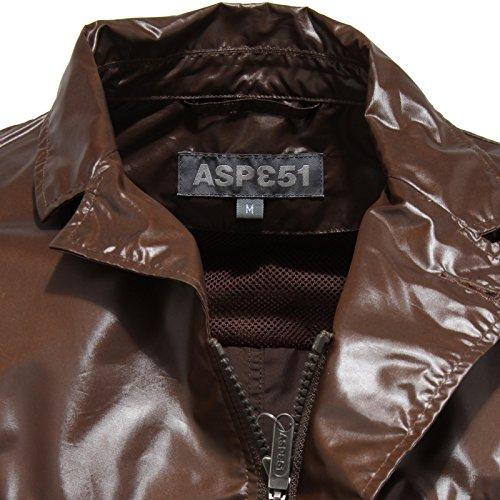 1553 giubbotto ASPESI giubbino uomo jackets men antipioggia Marrone