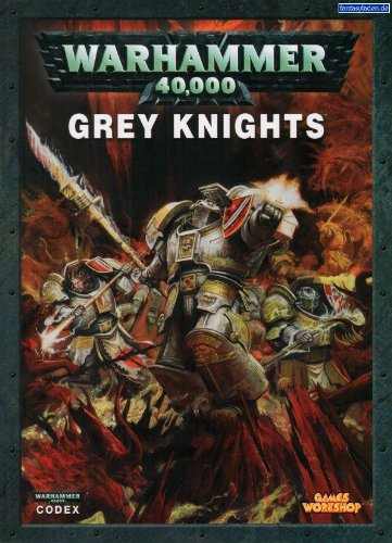 Codex Grey Knights Grey Knight