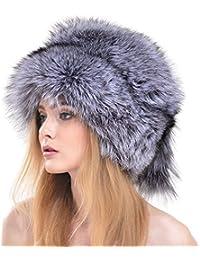 Amazon.it  pelliccia donna - Cappelli e cappellini   Accessori ... 46f611f61205