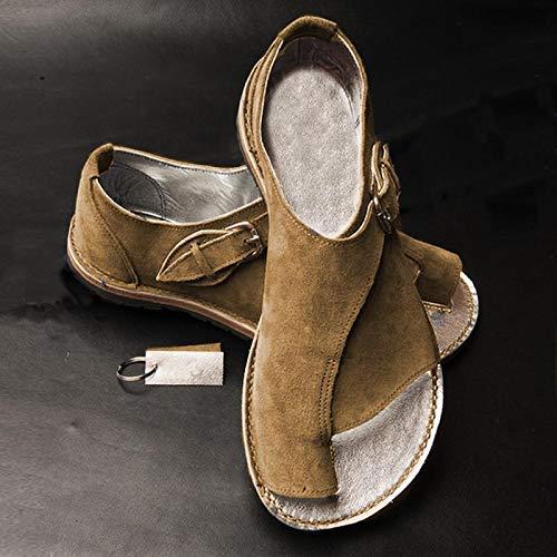 Domeilleur Zapatos de Viaje de Playa para Mujer, Confortables...