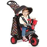 Smart Trike Boutique blau Kind Dreirad Baby Rutschfahrzeug Kinderwagen