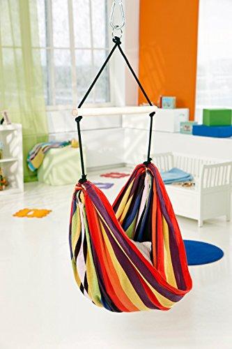 Hängesessel Kinderzimmer AMAZONAS EllTex Hängesessel Kid's Relax rainbow