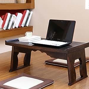 Jhzdz tavolo tavolo da computer tavolo da scrivania letto tavolo portatile portatile piccolo - Tavolino per pc portatile da letto ...