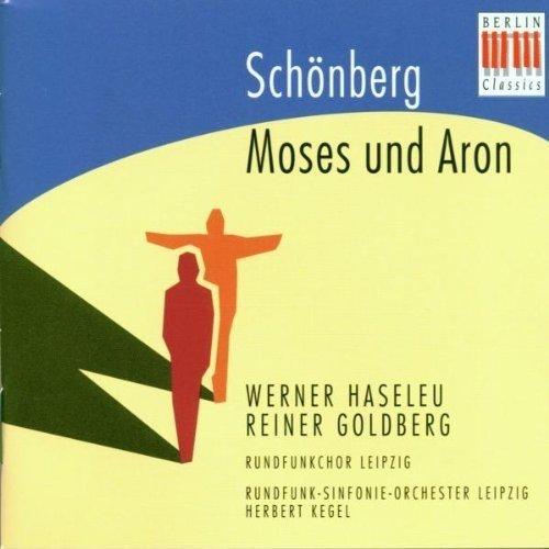 Schönberg :  Moses und Aron (Moïse et Aaron)