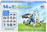 Emob 14 in 1 Educational Solar Robot Kit...