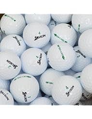 Srixon Soft Feel - Lote de 24 pelotas de golf, grado A, recuperadas