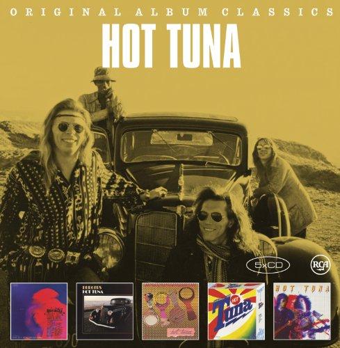 Hot Tuna: Original Album Classics (Audio CD)