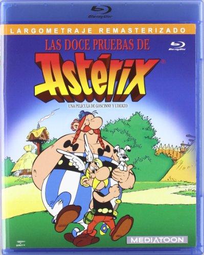 Astérix: Las Doce Pruebas De Astérix [Blu-ray] 51bt5QSkk1L