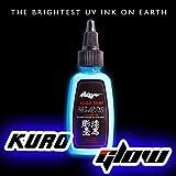Best Bottle Sumis - Kuro Sumi Glow UV Tattoo Ink, Ultraviolet Tattoo Review