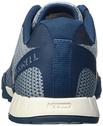 Merrell Herren Versent Low-Top Blau (Legion Blue)