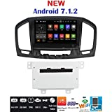 Android 7.1 GPS DVD USB SD Wlan Bluetooth Autoradio Navi Opel Insignia/Vauxhall CD300 CD400 2009, 2010, 2011, 2012