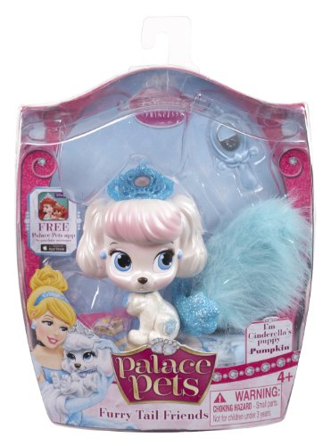 Disney Princess Palace Pets Furry Tail Friends (Assortment) - Kitty Teacup