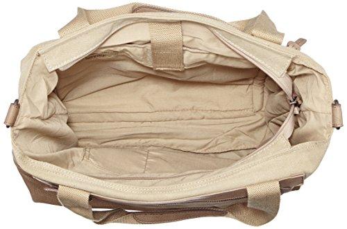 camel active Sumatra Shopper Borsa tote 40 cm beige