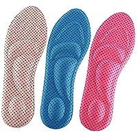 4D Sport Schwamm Soft Insole Relief Schmerzkissen,Pink preisvergleich bei billige-tabletten.eu