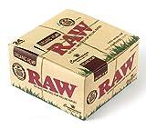 Raw Organic Hemp Connoisseur King Size Slim cartine & filtri - 24 Libretti