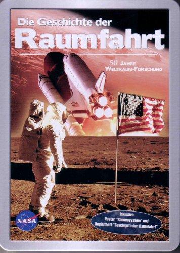 Preisvergleich Produktbild Die Geschichte der Raumfahrt [3 DVDs]