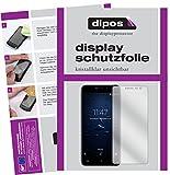 Cubot Note Plus Schutzfolie - 2x dipos Displayschutzfolie Folie klar