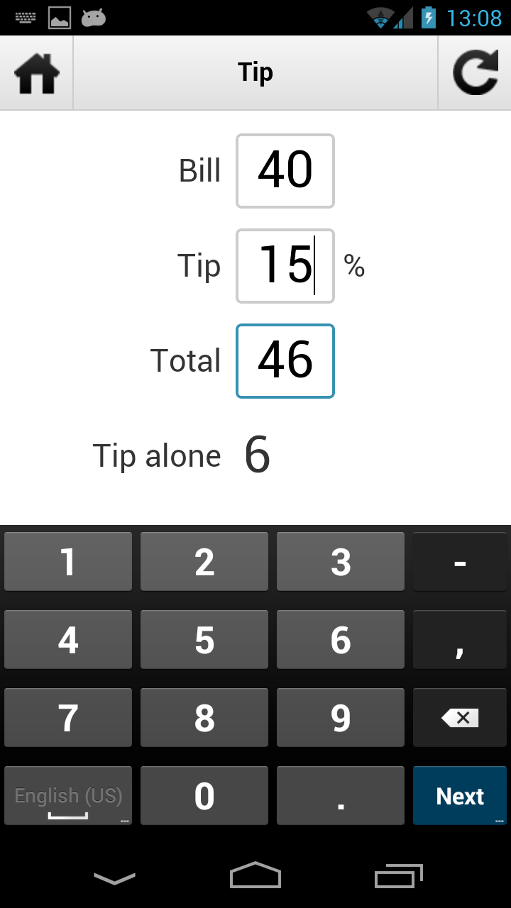 Percentage Calculator: Amazon.co.uk: Appstore for Android