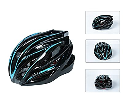Specialized Bike Helmet , Adjustable Sport Cycling Helmet Bike Bicycle Helmets for Road & Mountain Biking,Motorcycle for Adult Men & Women,Youth - Racing,Safety Protection 28 Vents,54-62cm by OCCMFZD
