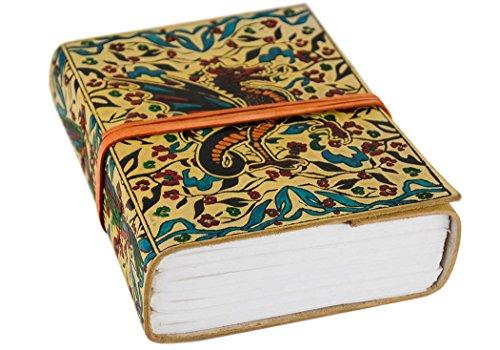 journal-dali-format-moyen-en-cuir-dragon-celtique-fait-main-moutarde-uni-pages-17cm-x-13cm-x-4cm