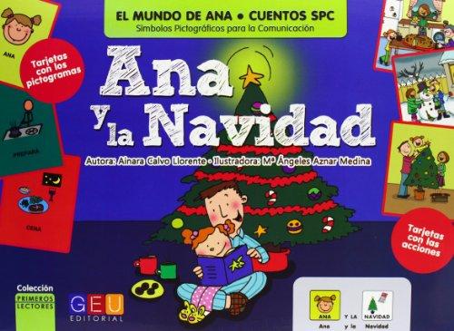 Ana y la Navidad. Cuentos SPC