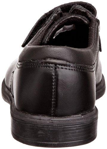 Toughees Class Velcro, Pour l'école garçon Noir