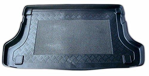Aristar 192674 Alfombrillas para maletero , Cubeta para maletero (Borde de protección de 5 cm, antideslizante, ligera y flexible)
