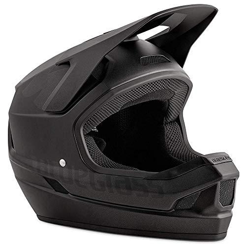 Met Helm Bluegrass Legit schwarz (58-60) Fahrradhelm Unisex Erwachsene