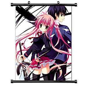 amakawa amane no hitei koushiki anime poster en tissu 32 x 18 pouces wp amakawa amane 5 l. Black Bedroom Furniture Sets. Home Design Ideas