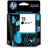 HP 15 Ink Cartridge (Black)