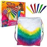 Trolls - Kit colorea tu bolso (Fashion Angels Enterprise 40582)