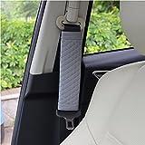 Cintura / copriscarpe / cintura di sicurezza per auto / cintura di spallamento / interruttore per auto / interni auto / accessori per auto interni / coppia, grigio