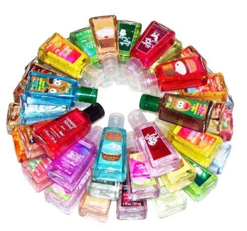 bath-and-body-works-lot-de-5-flacons-de-gel-antibactrien-pour-les-mains