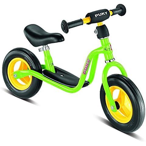 Puky LR M 2015- Bicicletas sin pedales para niños - verde.