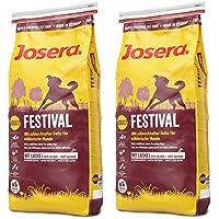 2 x 15 kg Josera Festival