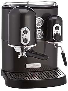 KitchenAid Artisan 5kes2102eob Machine expresso Noir