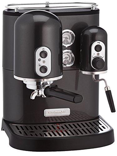 Kitchenaid 5KES2102EOB Artisan-Espressomaschine, schwarz